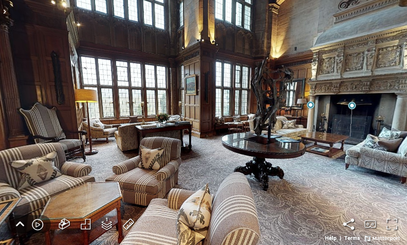 Check out the stunning Bovey Castle!