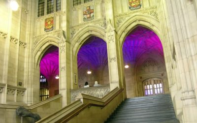 Wills Memorial Building, Bristol: The magic of 3D video tours