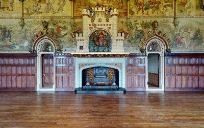 Cardiff Castle; capturing the magic and history of a unique building in the most modern way